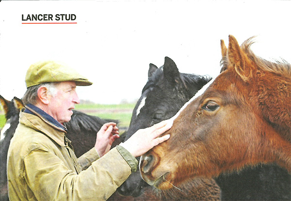 Horse & Hound feature